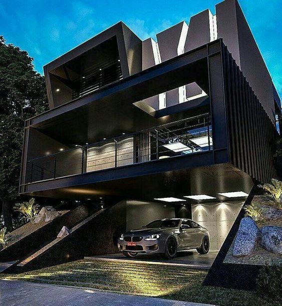 black house elevation designs photos