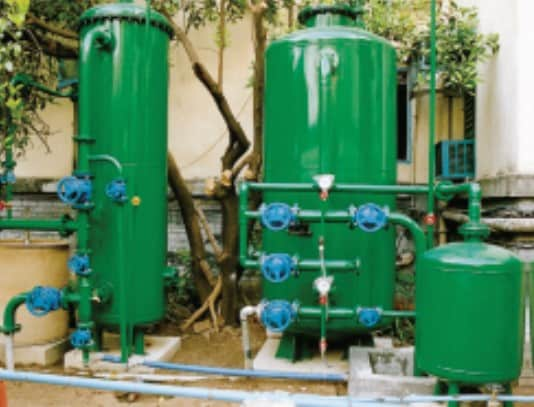 Water treatment solutions - water softener
