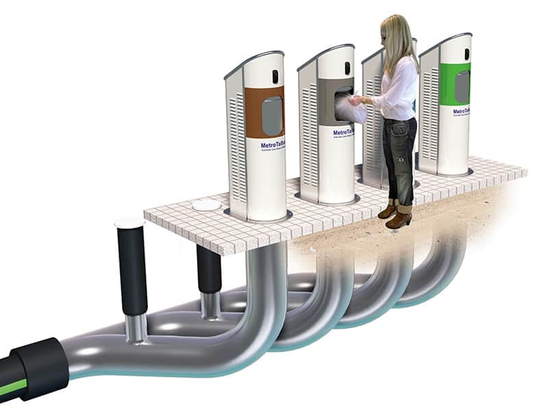 Automatic Waste Collection Systems 1