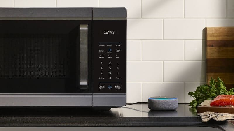 """""""Amazon oven"""