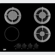 Beko mixed gas hob is one of the smart kitchen appliances that works on gas and electricity for platform design.