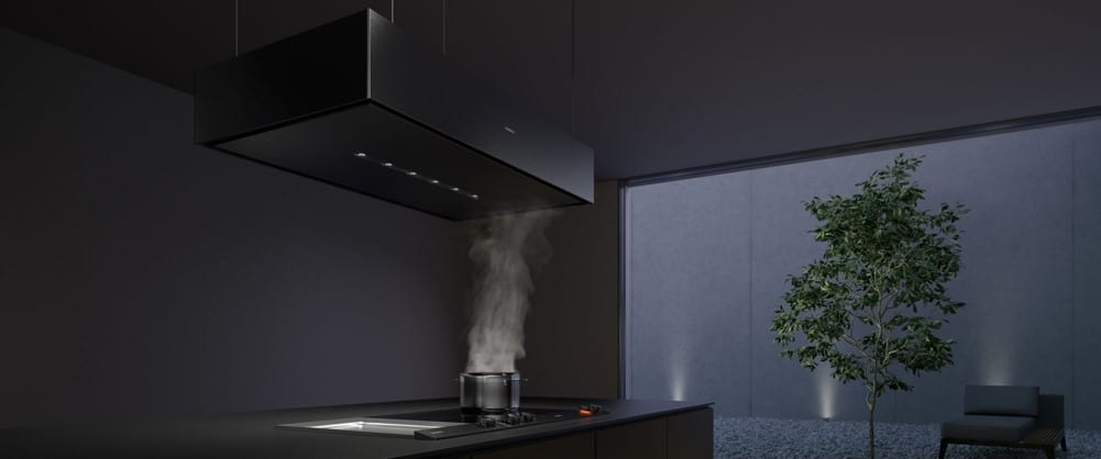 Modular Kitchen Appliances - Gaggenau Hood