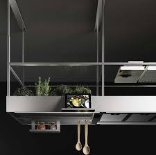 Hafelespazio cooker hood purifies the air and has USB ports.