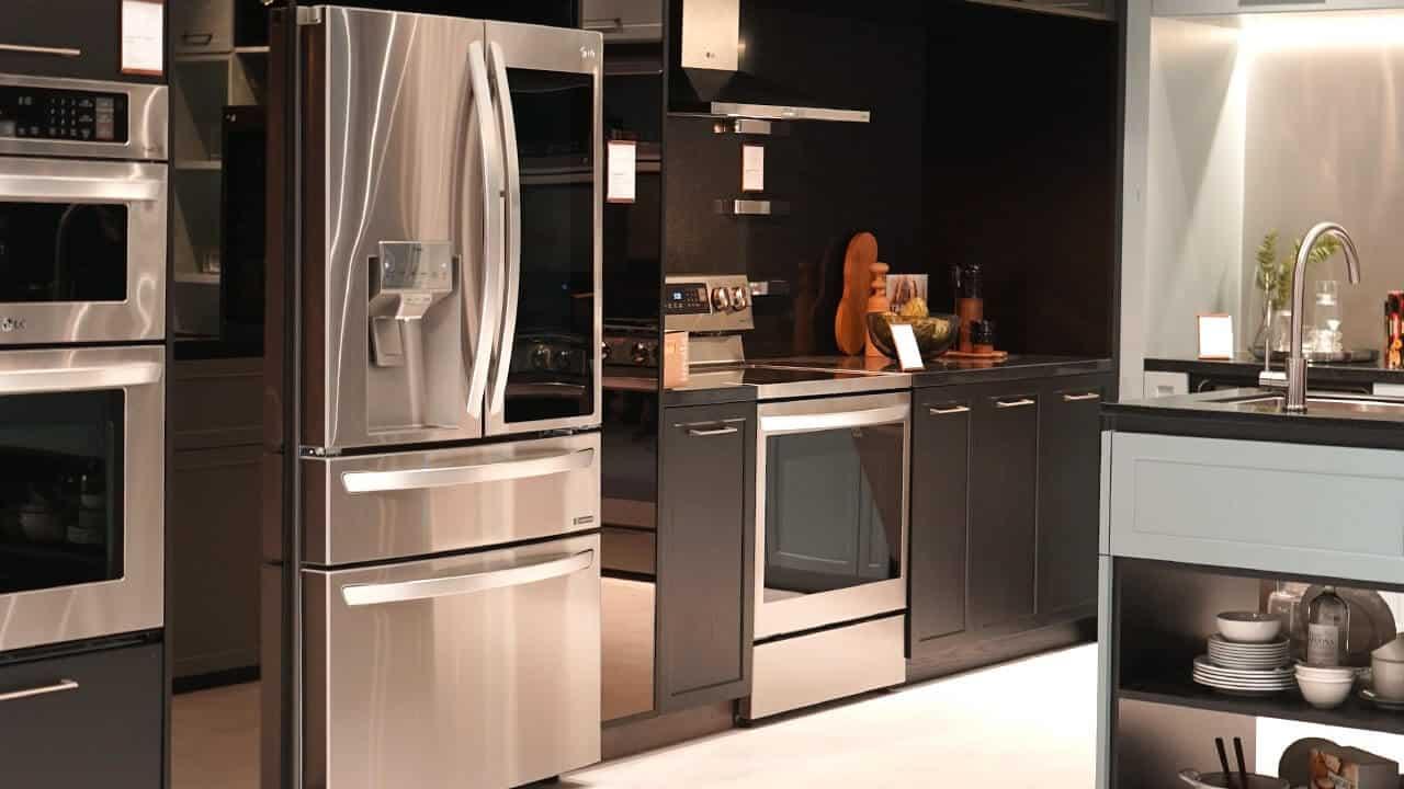 LG ThinQ range has the best smart refrigerator, oven, etc