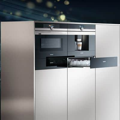 Modular Kitcgen Appliances - Siemens Coffee Maker