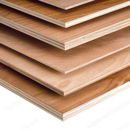 Plywood thicknesses