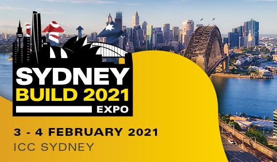 Sydney Build Expo 2021