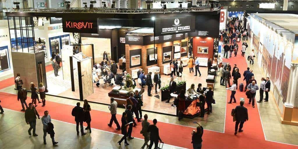 Batimat 2021 exhibition