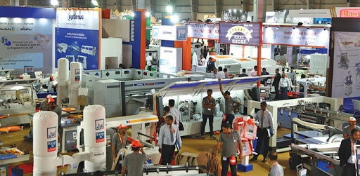 DELHIWOOD trade show 2023 for woodworking products