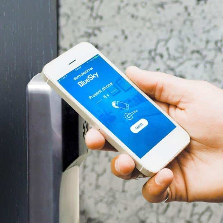Dormakaba android app - Access Control Systems