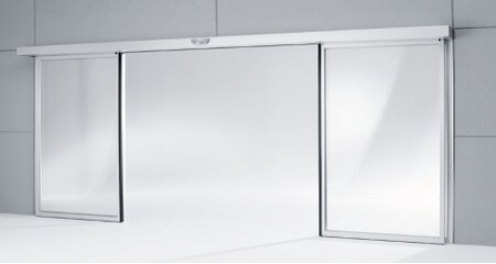 Dormakaba automatic sliding door system