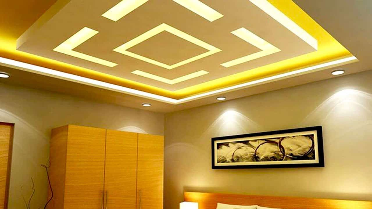 False Ceilings: The ultimate guide to help select the best one (prices incl.)