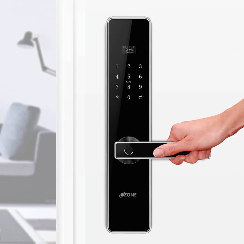 Ozone access control systems - automation digital door lock systems for sensor barrier