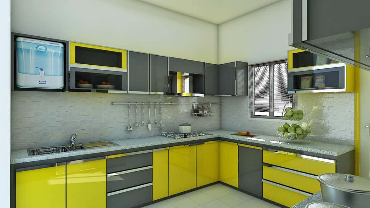 Top 9 Modular Kitchen Material Brands & Price Included ...