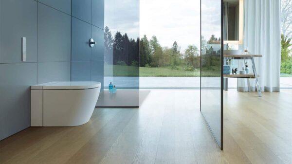 Duravit SensoWash® i SensoWash® i Lite Integrated Shower Toilet