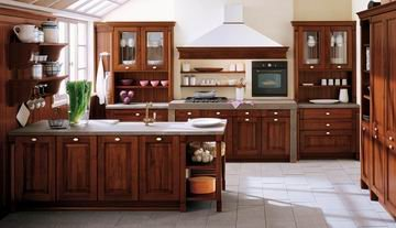 solid wood_modular_kitchen_furniture