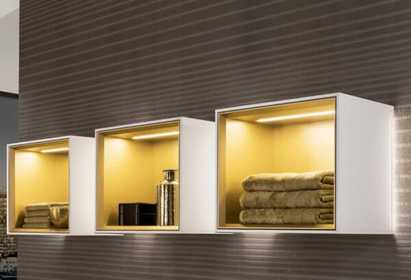 Villeroy & Boch FINION Series Bathroom Cabinets