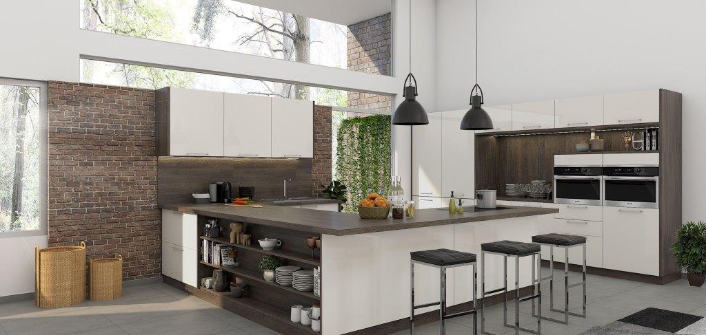 Design of modular kitchen: 10 avoidable mistakes