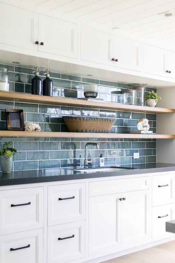 backsplash glass tiles