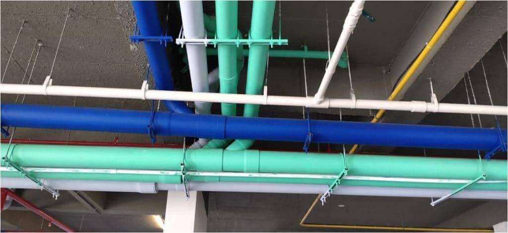 Plumbing Solutions - Colour Coding