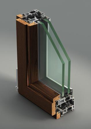 Innovative Window Section