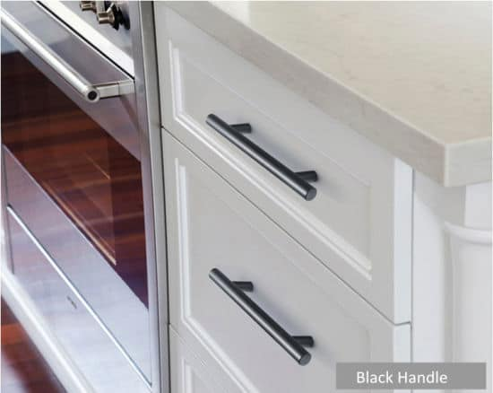 Bar handles hardware fittings