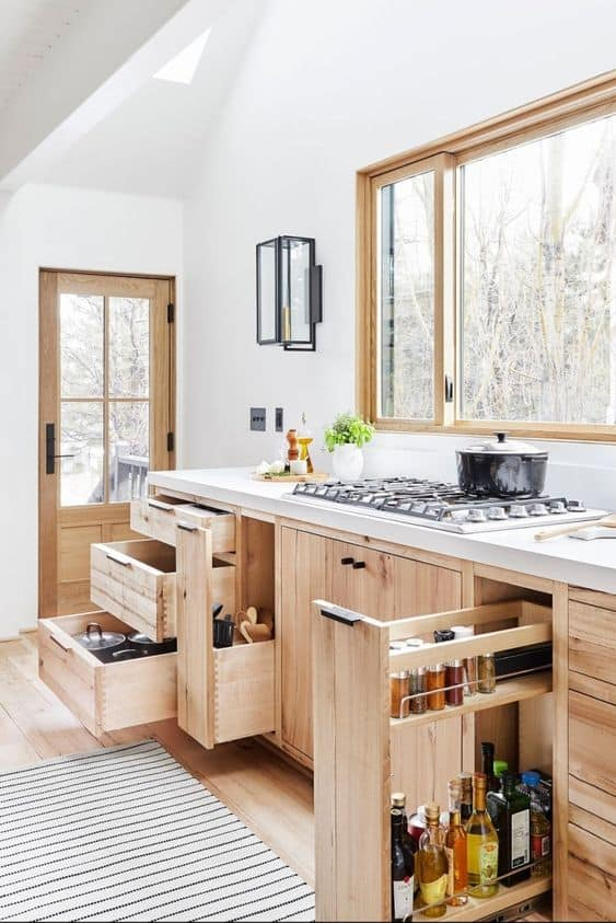 base cabinets for small modular kichens