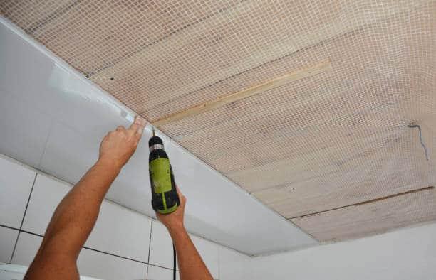 false ceiling material