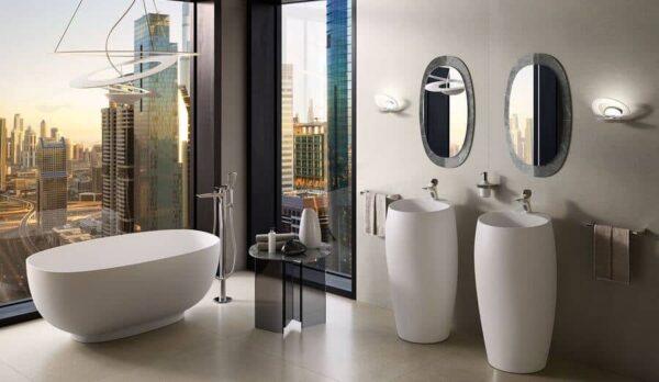RAK Cloud Bathtubs, Washbasins and WC
