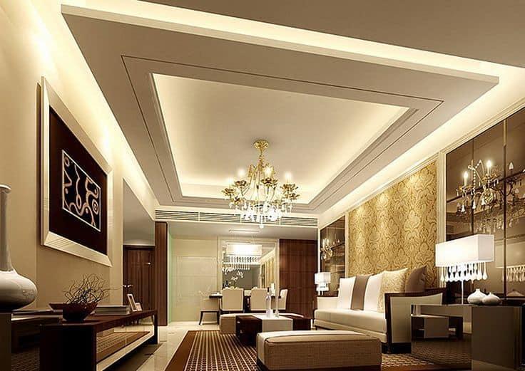simple hall design