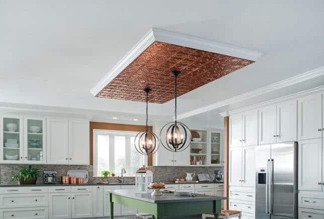 minimalist false ceiling design