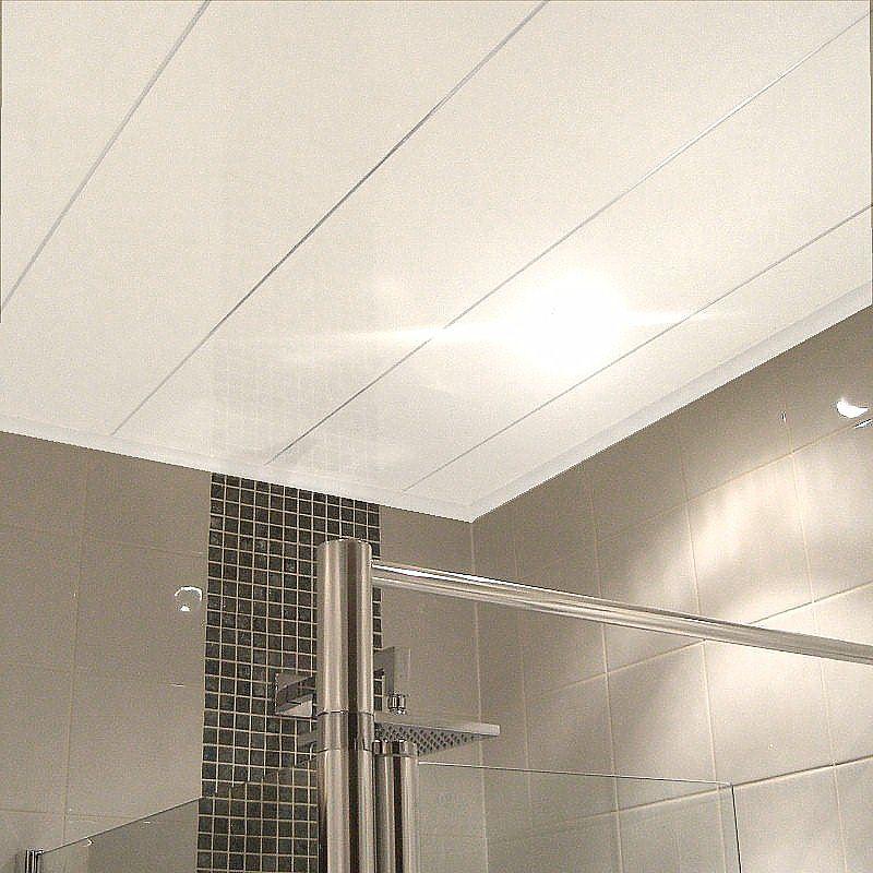 bathroom false ceiling by PVC