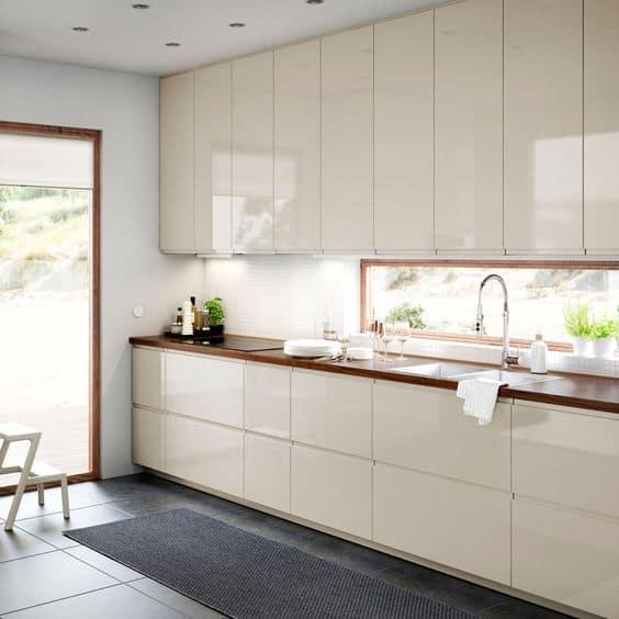 Small modular kitchen cabinets