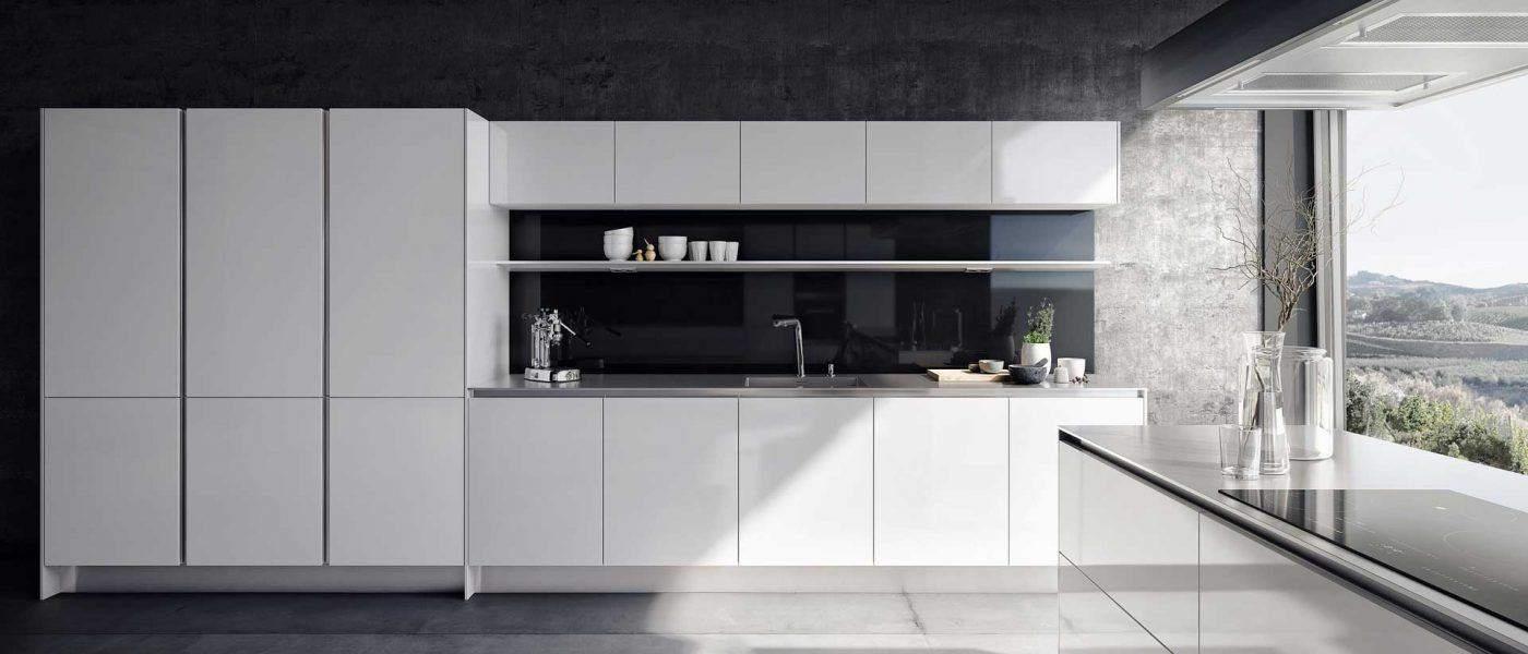 Shift towards minimalistic kitchens (Modular)