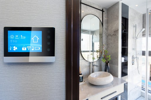 Plumbing for home automation