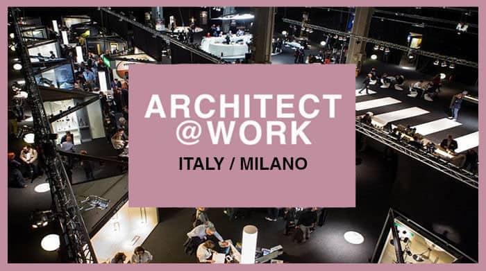 ARCHITECT @ WORK MILAN
