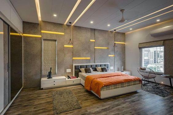simple false ceiling designs for bedroom