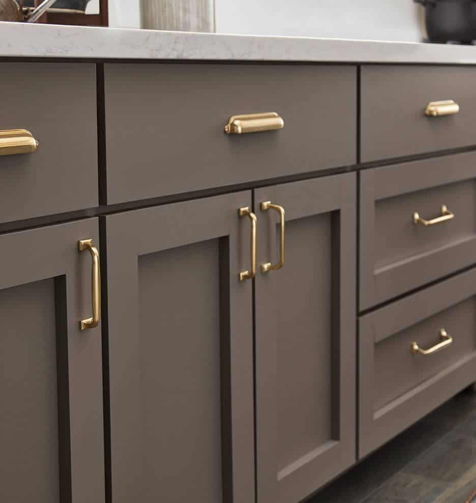 Wire Pulls for Traditional Modular Kitchens