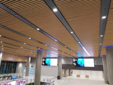 Spurway durlum metal ceiling.