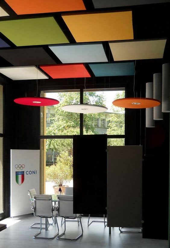 modern false ceiling colour ideas
