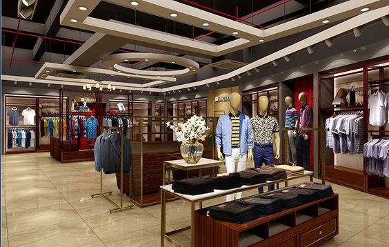 false ceiling designs for shops