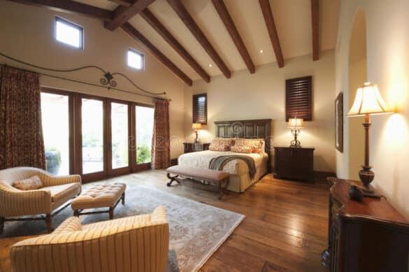 wooden false ceiling designs for bedrooms