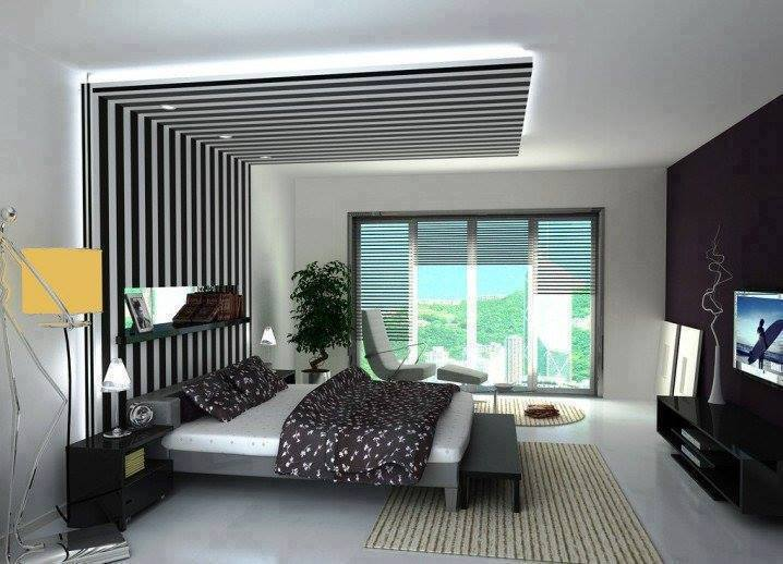 false ceiling paint ideas