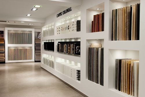 simple ceiling solutions for shops