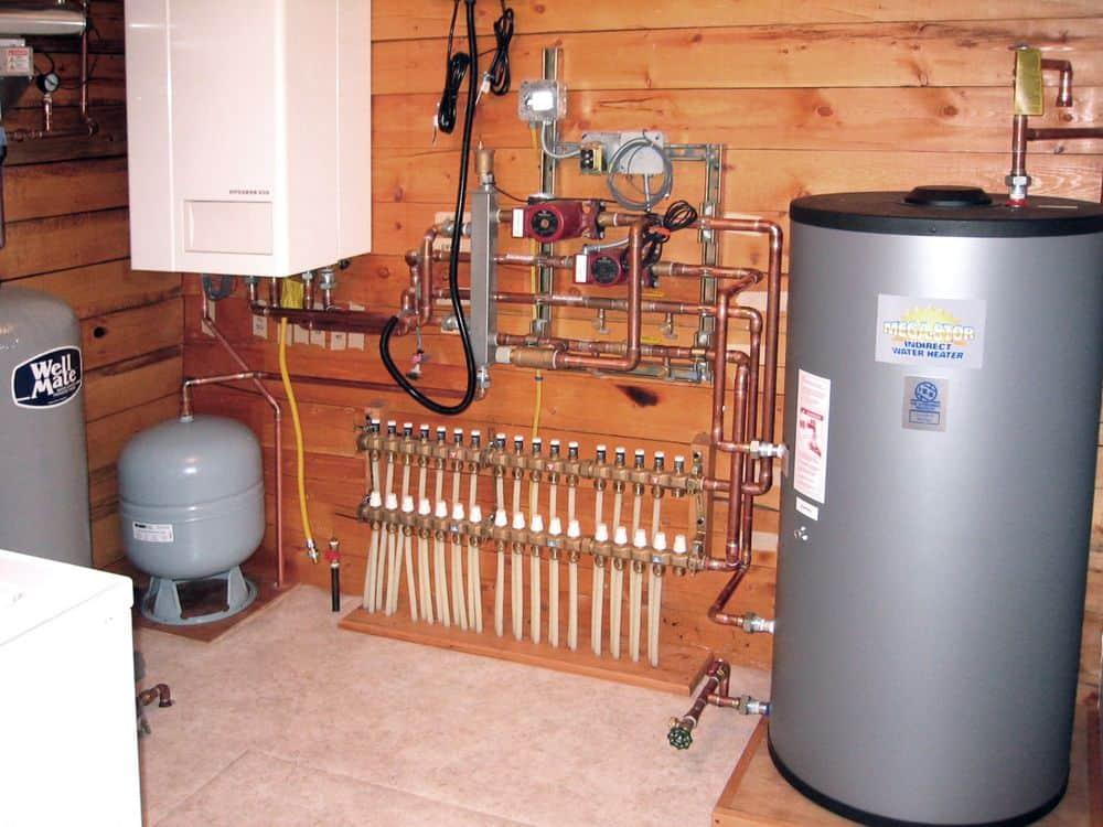 HVAC systems heating unit