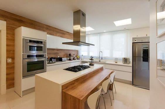 Simple false ceiling design for kitchen