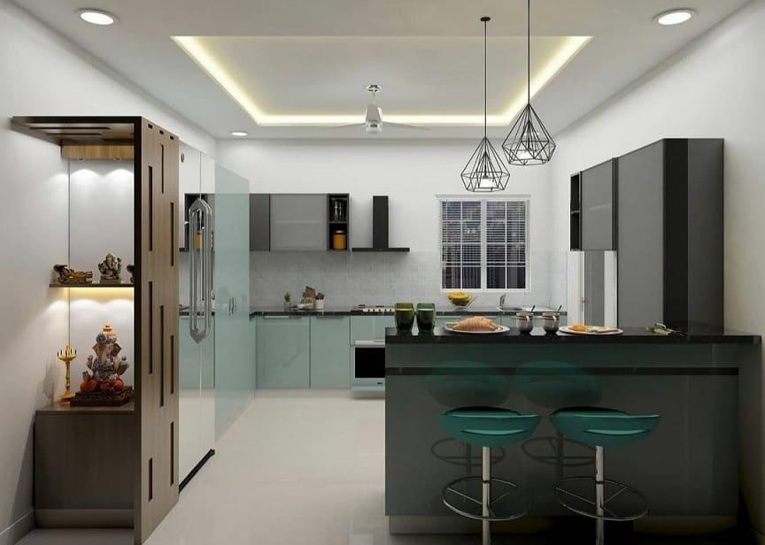 kitchen false ceiling