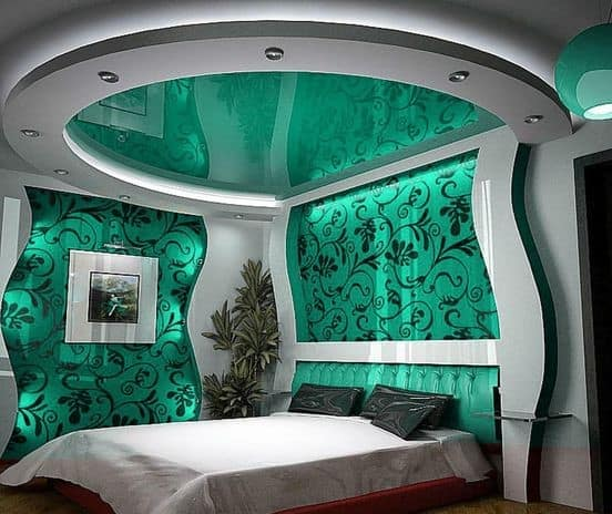 latest false ceiling colour ideas