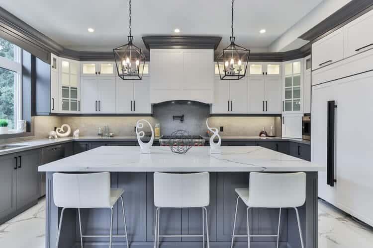 false ceiling design for kitchen