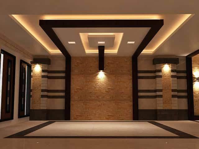 False Ceiling Colours 25 Colour Ideas For That Plush Look Building And Interiors